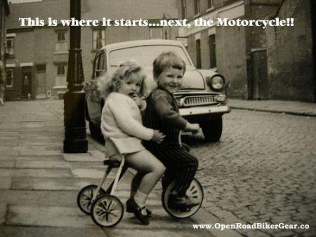 Riders Plus trikes
