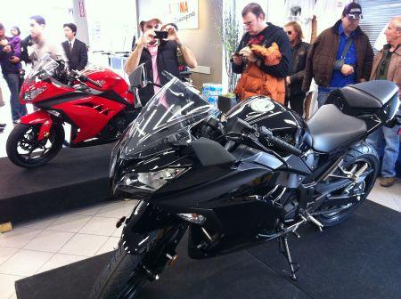 Riders Plus Kawasaki Ninja Event