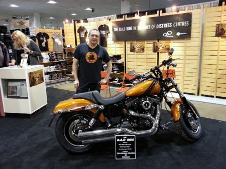 International Motorcycle Supershow 2014