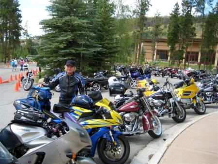International Women motorcycle conference