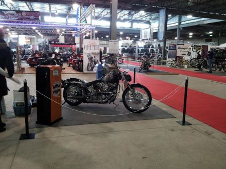 Toronto Motorcycle Springshow 2015