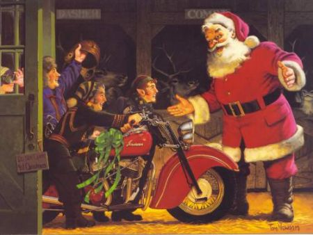 seasons greetings riders plus
