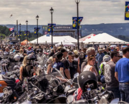 motorcycle rally wasaga beach