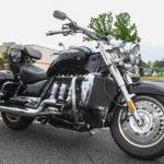 touring motorcycle