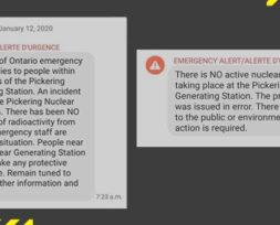 home insurance nuclear danger alert