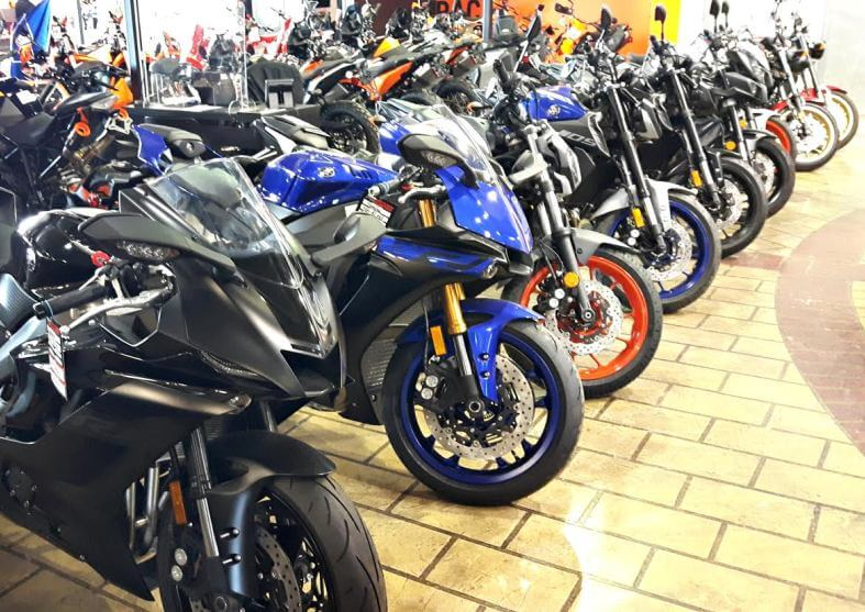 New Illimite Motorcycles - Riders Plus Insurance