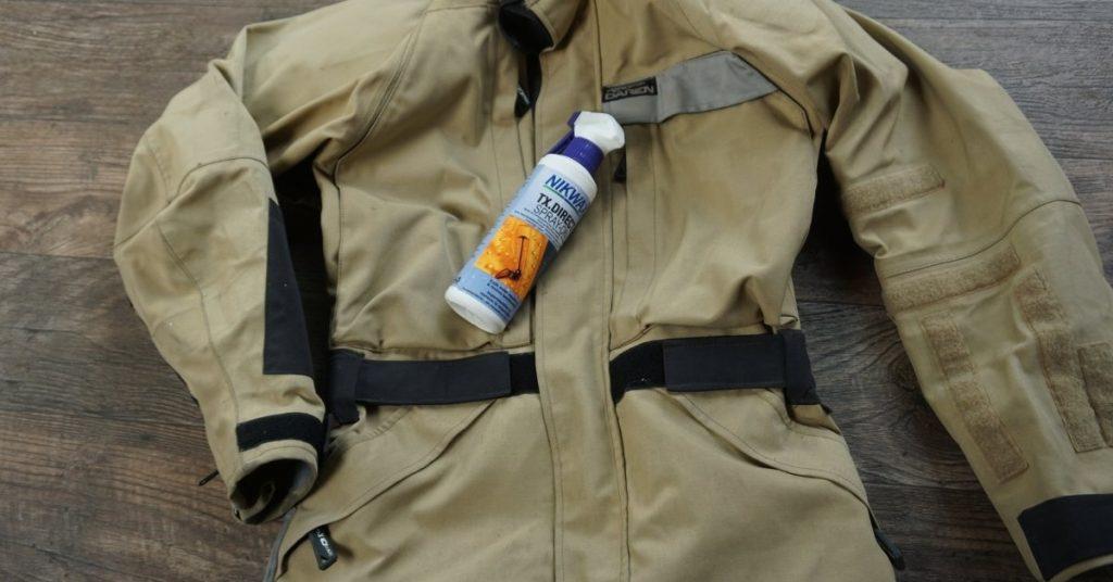 Synthetic waterproof jackets.