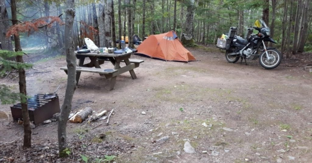 Moto-camp