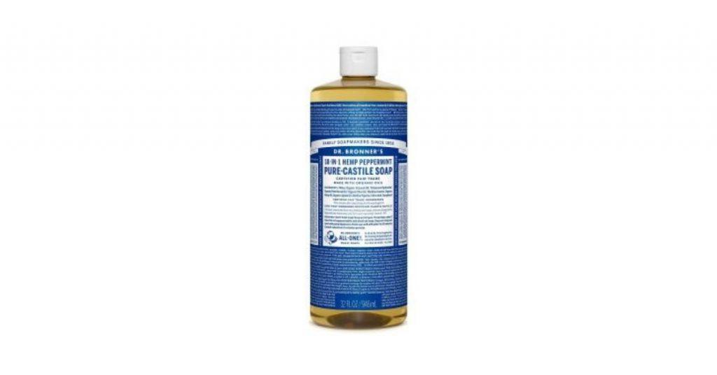 Non-perfumed soap